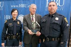 Officer of the Year - Juan C. Reyes