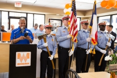 Whataburger Ribbon-Cutting, July 2019