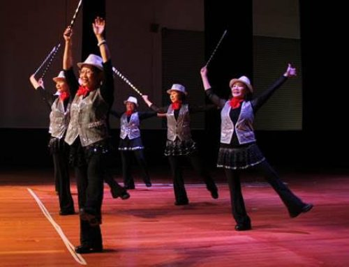 Cultural Showcase Performance at the Chinese Community Center, Jan. 16