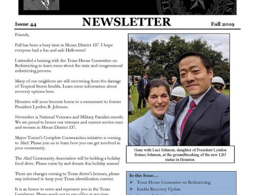 Rep. Wu E-Newsletter, Issue 44