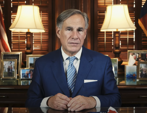 Governor Abbott Implements Face Covering Requirement To Slow The Spread Of COVID-19