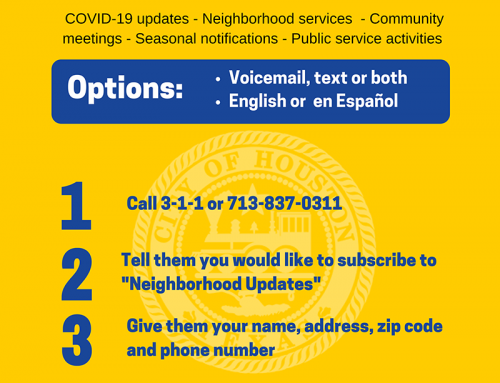 Department of Neighborhoods launches bilingual phone messaging service