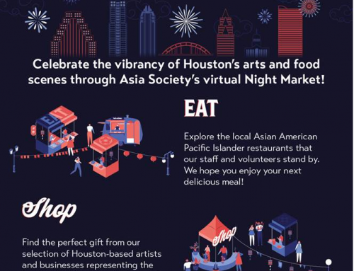 Asia Society Texas Center – Virtual Night Market 2020 is LIVE!