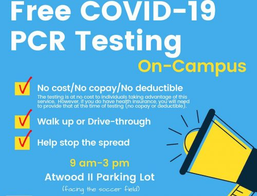 Free COVID testing at Houston Baptist University next week