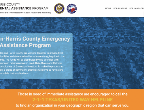 Houston-Harris County Emergency Rental Assistance Program