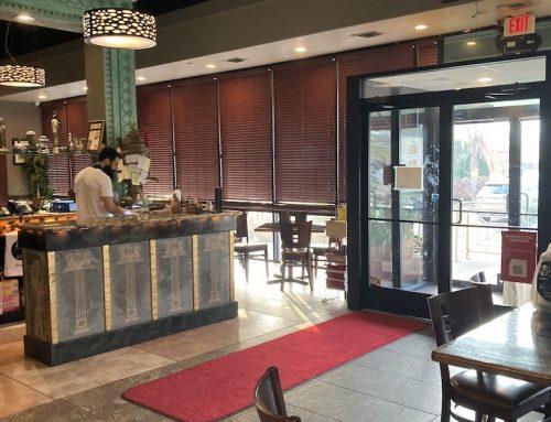 A Persian restaurant gem in the Gandhi District