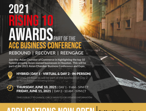 ACC: 2021 Rising 10 Awards – Applications Now Open