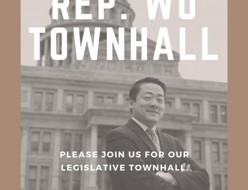 State Representative Gene Wu: Legislative Townhall, April 17