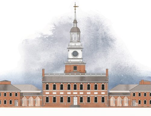 The next Independence Hall is coming, thanks to Houston Baptist University