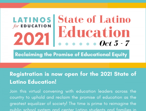 Register for the State of Latino Education