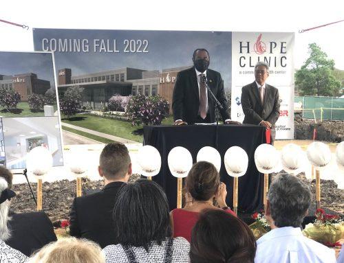 HOPE Clinic aims to transform healthcare & spur economic development in Alief area